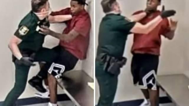 Uznemirujuće: Policajac davio crnog tinejdžera, kaže da je  to učinio jer je imao čudan pogled