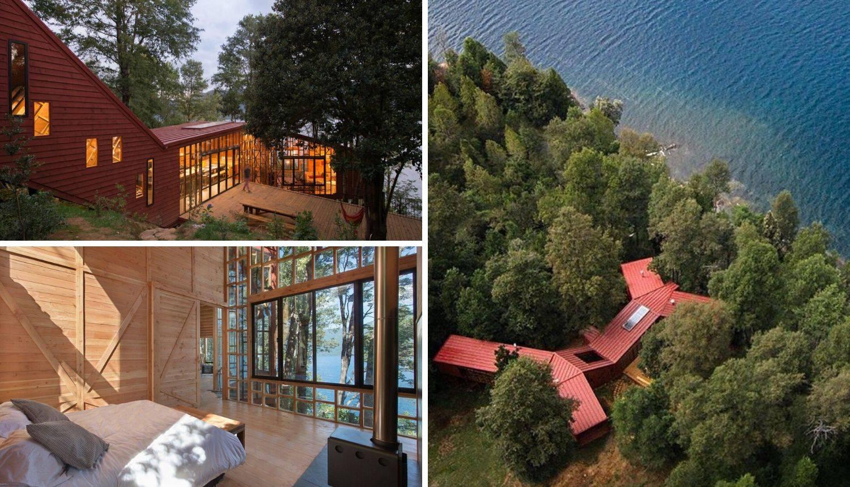 Pogledajte ovu divnu kuću koja se savršeno stapa s prirodom