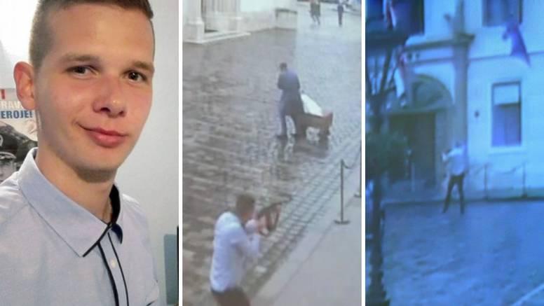 Godina dana otkako je Danijel Bezuk pucao na Markovom trgu: Bio je to teroristički napad
