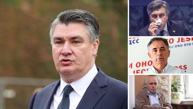 ANKETA: Podržavate li objave  predsjednika Milanovića?