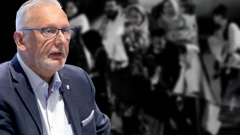 Božinović: Migranti koje smo zbrinuli žele azil u Hrvatskoj, vjerojatno će ga i dobiti