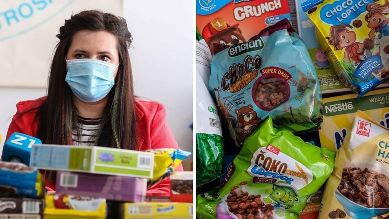 Test čoko pahuljica pokazao: S punom zdjelicom unesemo i više od pola dnevne doze šećera