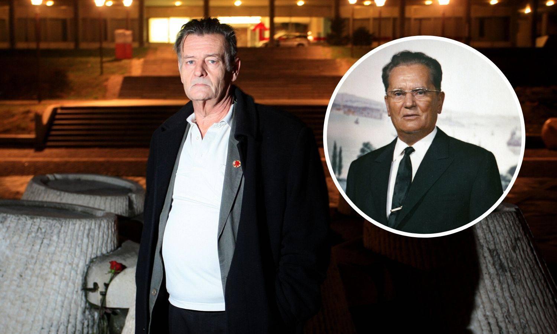 Titov unuk: 'Rekao mi je da je pogriješio s ustavom iz 1974.