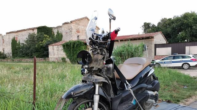 Preminuo vozač motocikla u nesreći kod Poreča