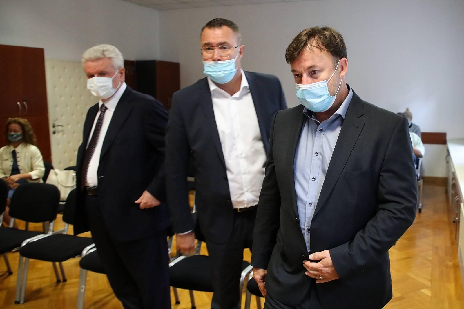 Zagreb: Na suđenju Ivici Todoriću svjedočio Valentin Vičić