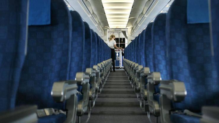 Sjedala u avionu