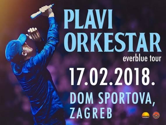 Rasprodane early bird ulaznice za Plavi orkestar u Zagrebu