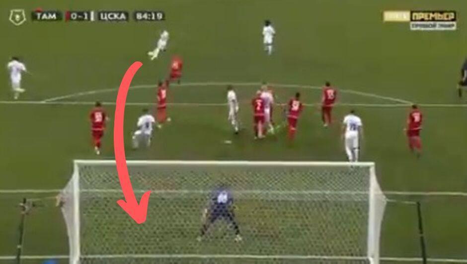 Golčina za pamćenje: Bistrović zabio nakon 12 sekundi u igri