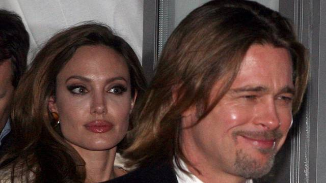 Berlinale 2012 -  Pitt and Jolie