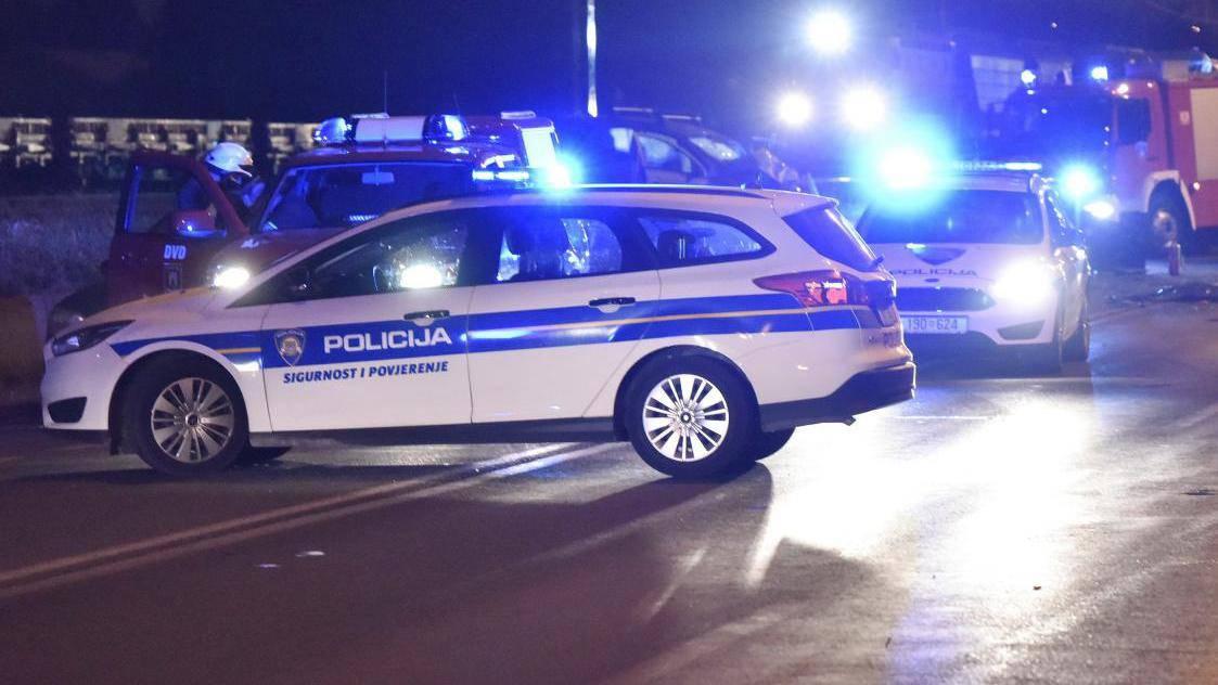 Tragedija u Trogiru: U sudaru je poginula žena na motoru