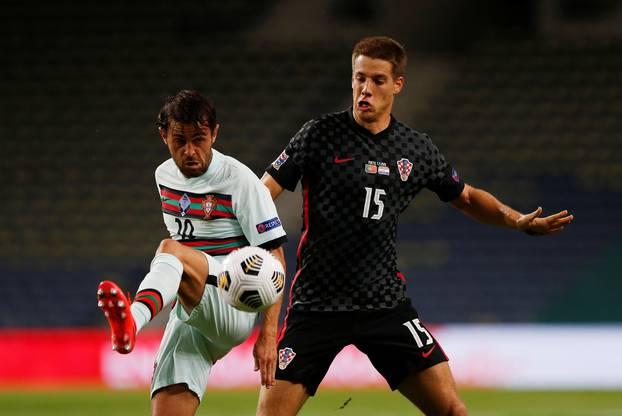 UEFAネーションズリーグ-リーグA-グループ3-ポルトガル対クロアチア