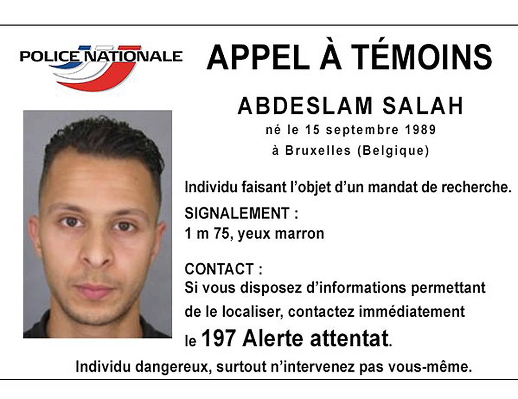 Belgija će Francuskoj izručiti terorista Salaha Abdeslama
