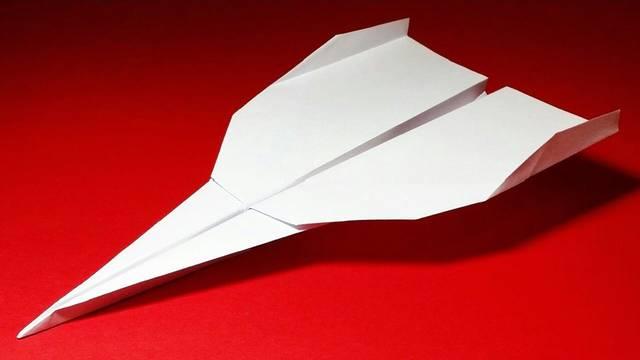 Sjećate li se kako izraditi avion od papira, ako ne - tu je pomoć