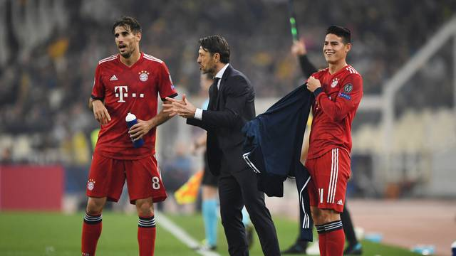 GES / Soccer / AEK Athens - FC Bayern Munich, 23.10.2018