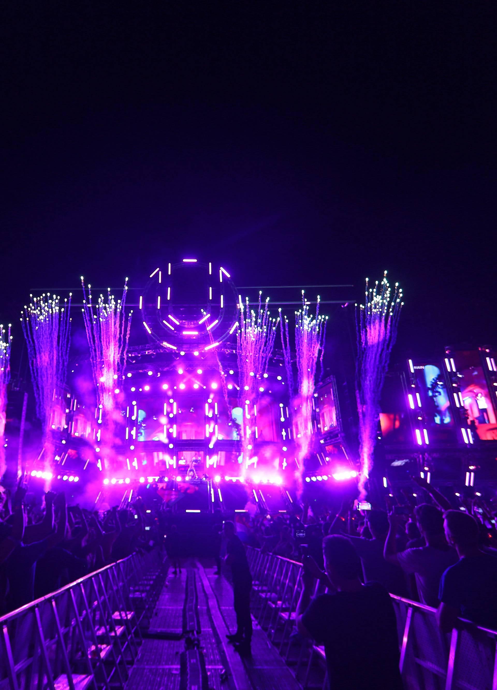 Split: DJ Steve Aoki nastupio na trećoj večeri Ultre
