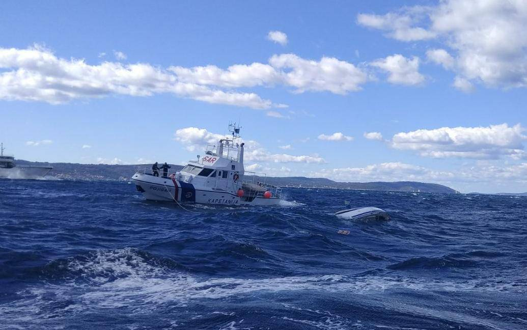 Drama na moru: Prevrnule se jedrilice nedaleko od Brača