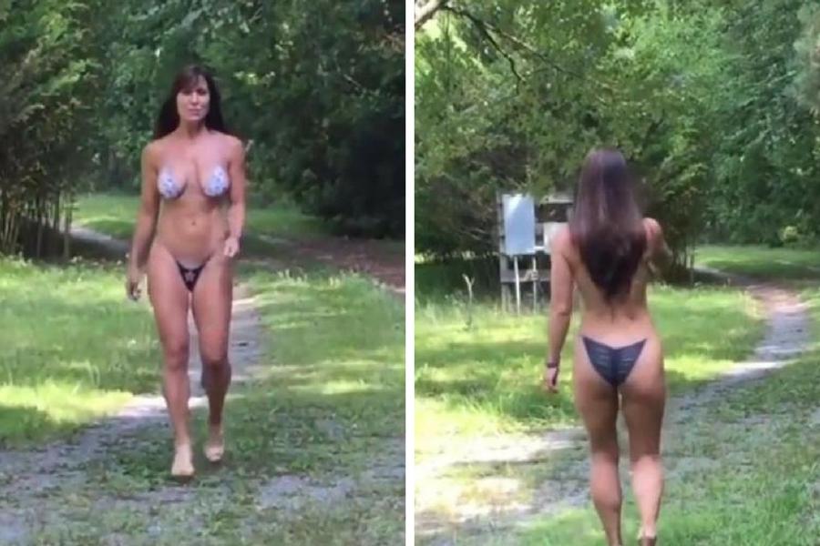 Možete li pogoditi u čemu je 'caka' s ovim seksi bikinijem?