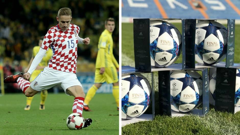 Ne zaboravlja početke: Marko Rog donirao 20 lopti Varaždinu