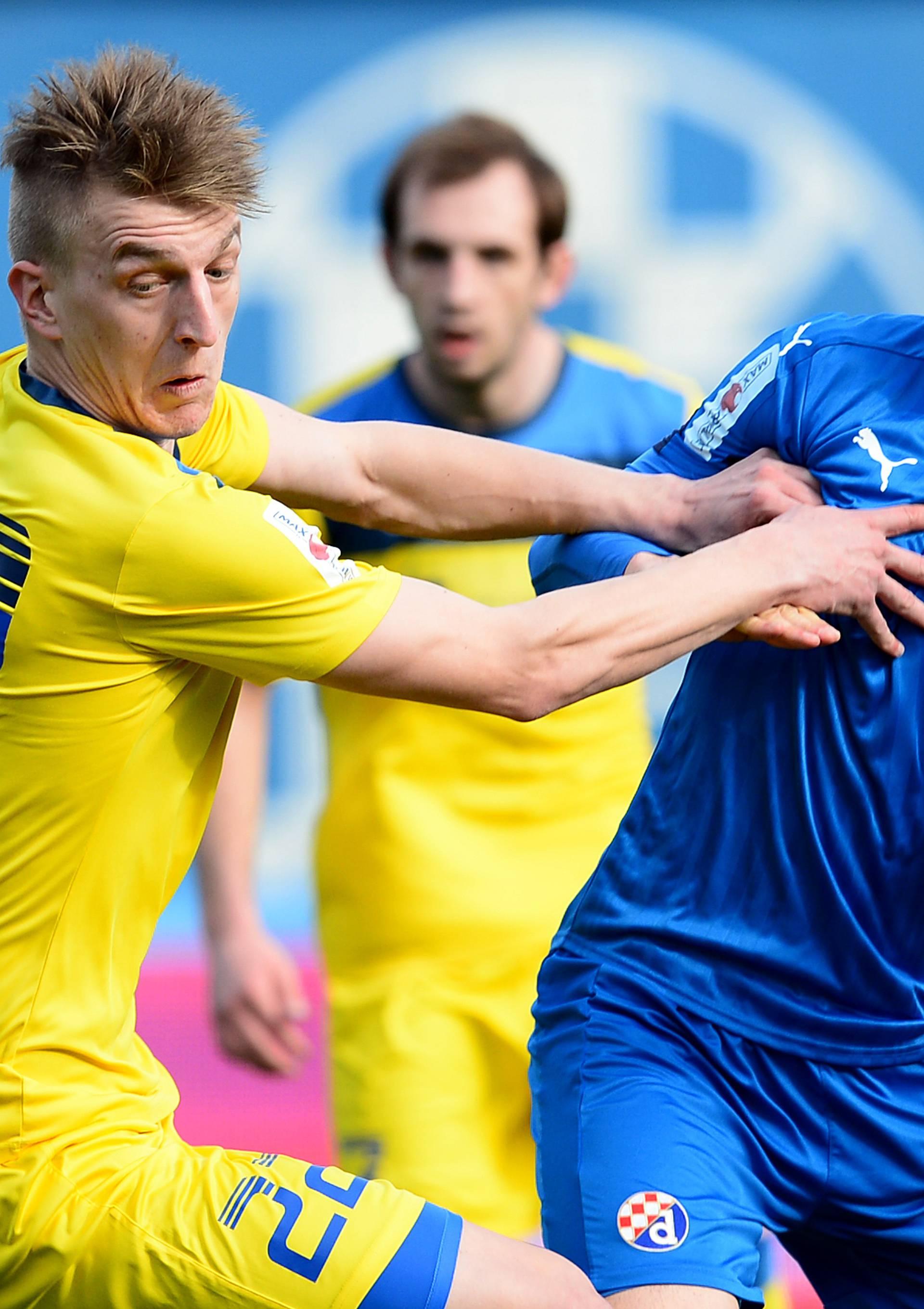 GNK Dinamo - NK Inter Zapresic