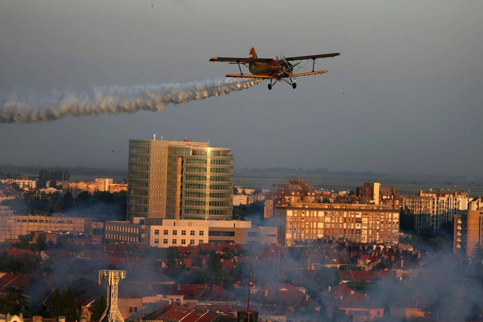 U Osijek stigla nova generacija komaraca, Gradska uprava je najavila nove tretmane...