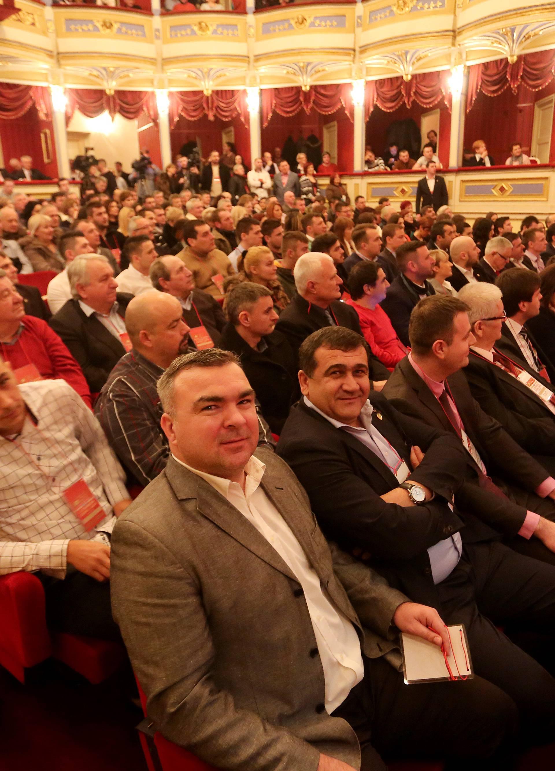 Sabor HDSSB-a: Glavaševa stranka izabire novo vodstvo