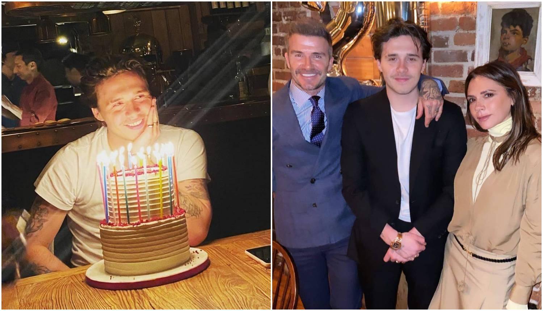 Beckhamovi iskeširali 860.000 kn za slavlje sinova rođendana