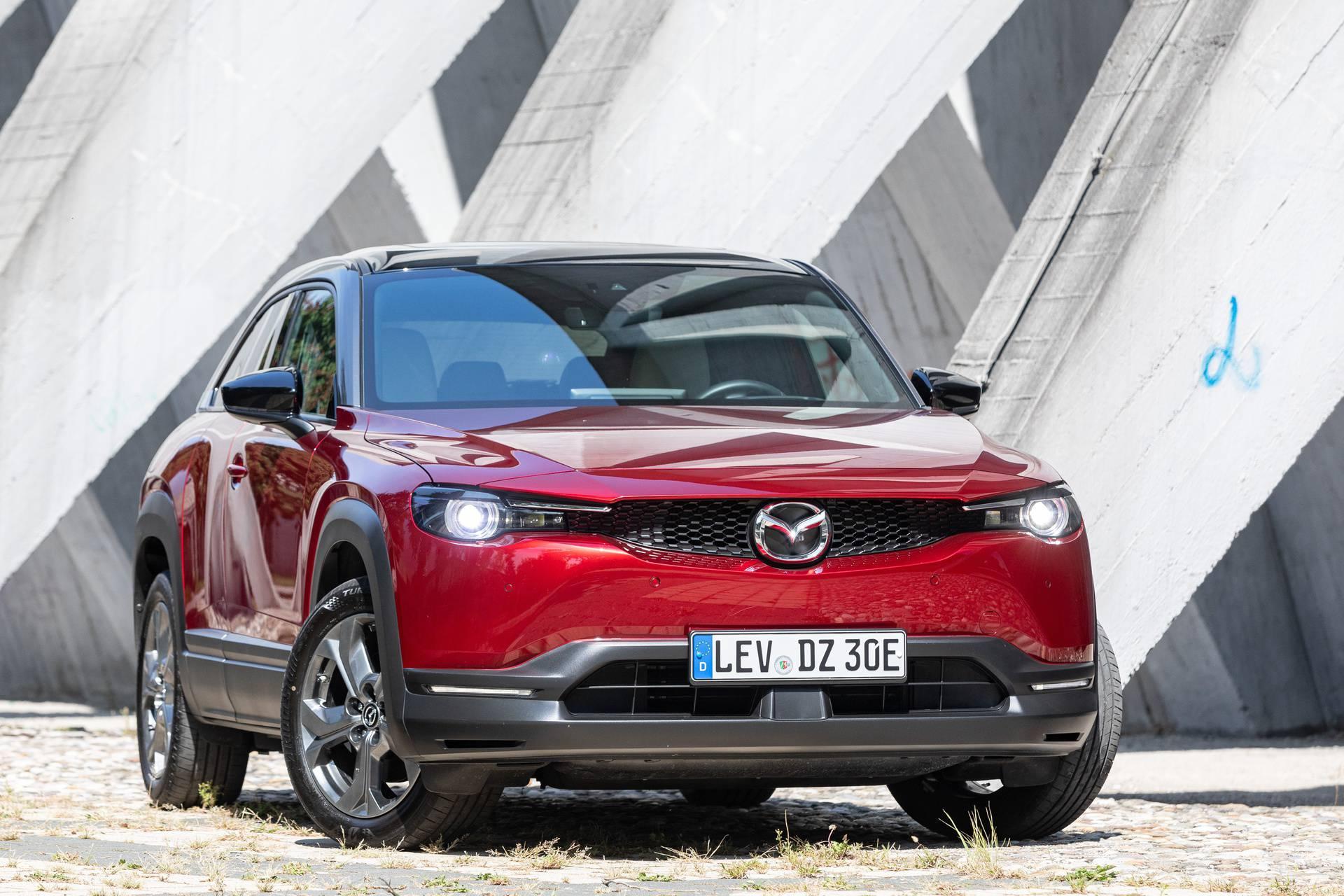 Prva električna Mazda prilično je drugačija od konkurencije