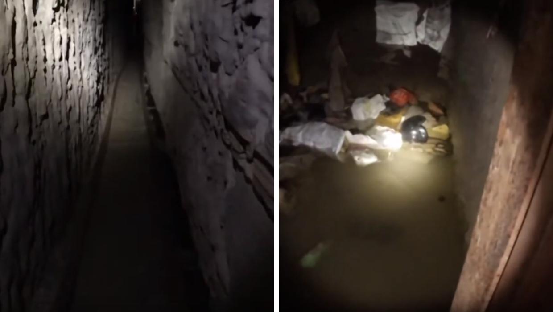 Ispod granice SAD-a i Meksika otkrili tunel dug 1,3 kilometara