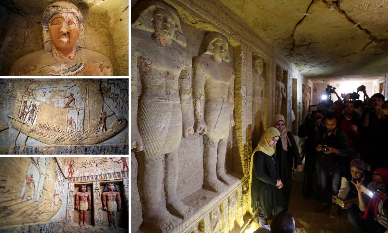 Zavirite u savršeno očuvanu grobnicu staru 4400 godina