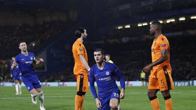 Chelsea v PAOK - UEFA Europa League - Group L - Stamford Bridge