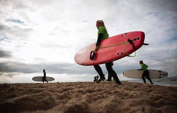 'Hladni Havaji' u Danskoj svake godine privlače sve više surfera
