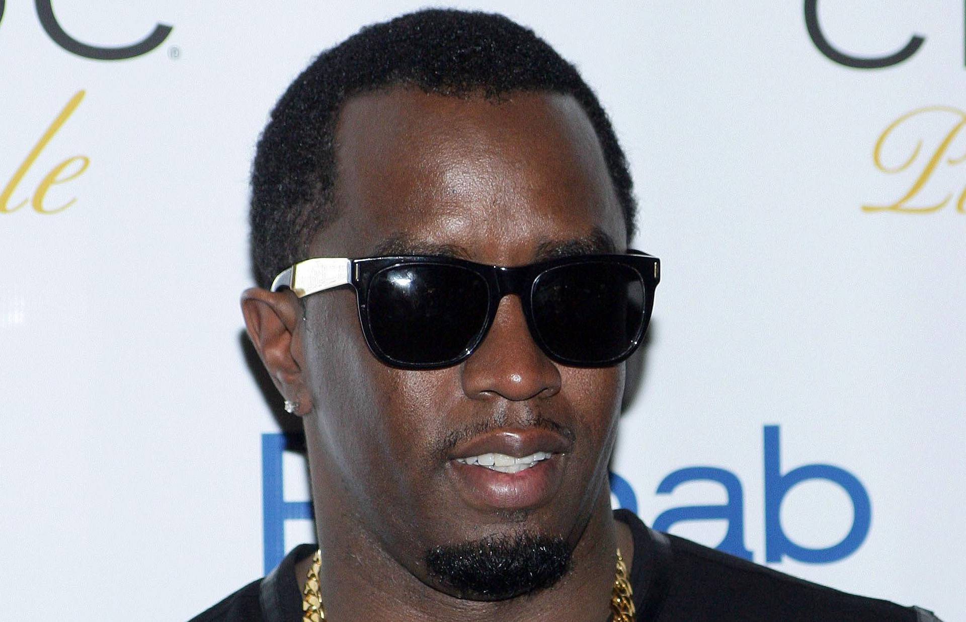 Puff Daddy Photocall - Las Vegas