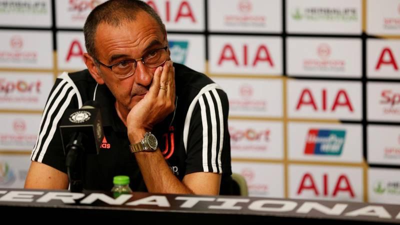 Sarri: Nemam pojma što nam se događa! Moj Juventus igra loše