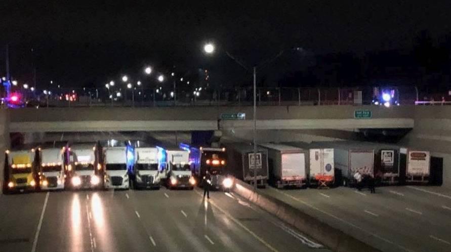 Htio skočiti: Pod most 'zgurali' 13 šlepera da spase muškarca