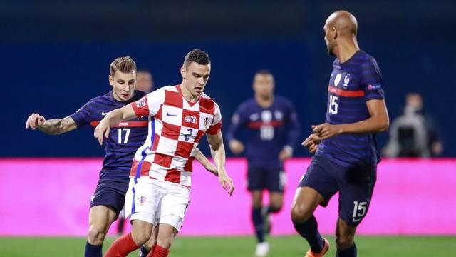 Hrvatska ugostila Francusku u Ligi nacija