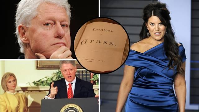 Lewinsky: 'Nisam vidjela mrlju, pomislila sam da je od špinata'