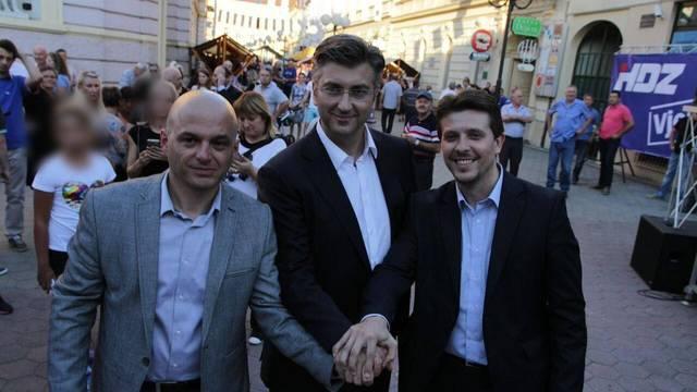Imao optužnicu, a Plenković mu omogućio da uđe u Sabor: Tko je gradonačelnik s tajne snimke