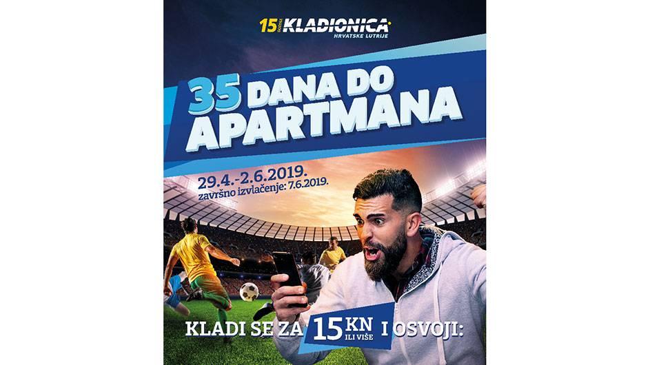 Uključite se u rođendansko slavlje Kladionice Hrvatske Lutrije!