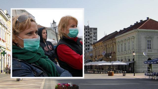 Ozon se stabilizirao u Osijeku i Brodu: Najopasniji je za djecu