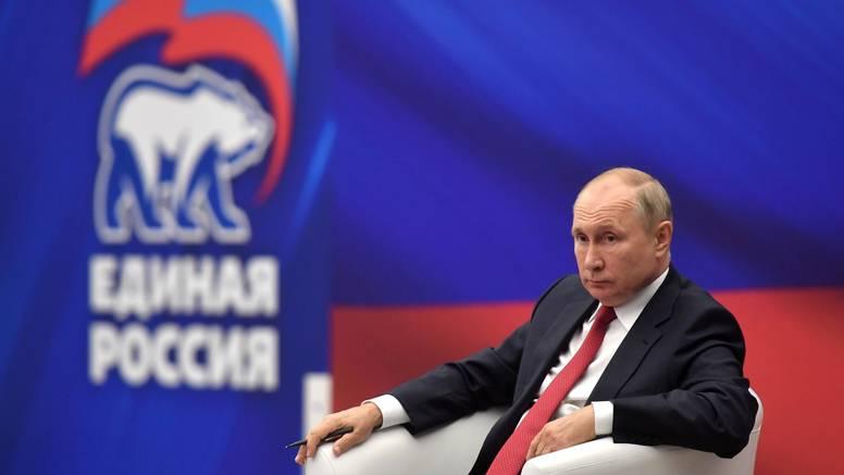 Putin: 'Ne želimo militante pod krinkom izbjeglica u Rusiji'