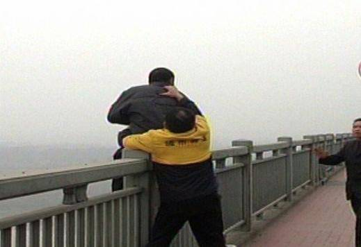 Spašava samoubojice: 'Lako je prepoznati hod ljudi bez duše'