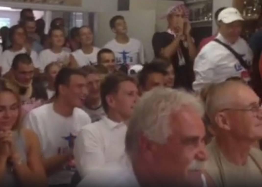 VIDEO: Finale Damira Martina u njegovom klubu Trešnjevka