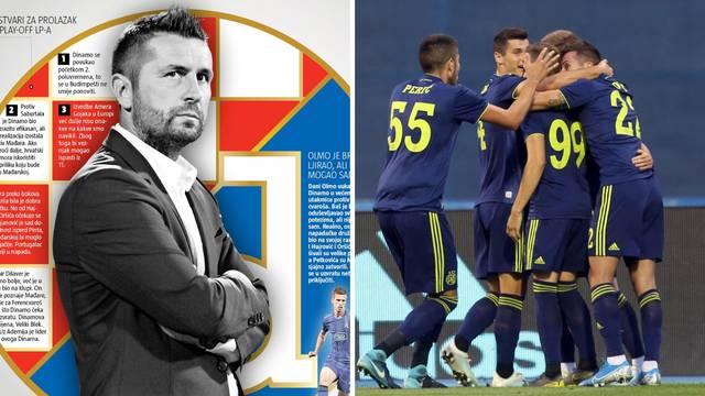 Nije sve tako sivo: Dinamo ne ispada nakon 1-1 u Ligi prvaka