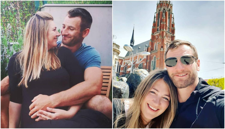 Adam odveo Gogu na odmor u Osijek: 'Golupčići, samo ljubav'