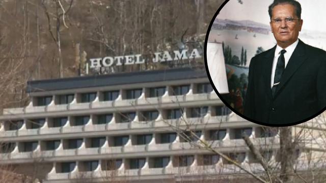 Renovirali hotel pa otkrili tajne špijunske sobe iz Jugoslavije