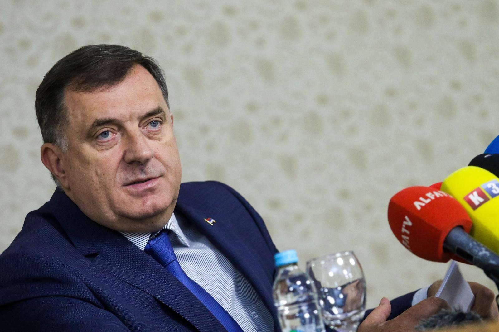 Dodik najavio 'integraciju RS i Srbije', Brnabić ga je poduprla