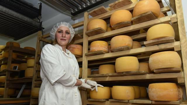 Složna obitelj: Počeli smo u stanu, a sad radimo 30 tona sira