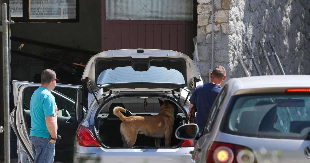 Zagreb: Dojava o bombi u Policijskoj postaji Dubrava