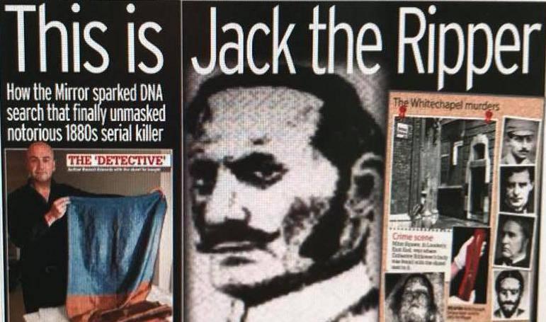 Analizirali DNK: Jack Trbosjek bio je brijač (23) iz Poljske?