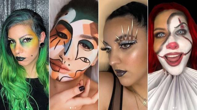 Proslavite fašnik kod kuće: 10 ideja za fenomenalnu šminku